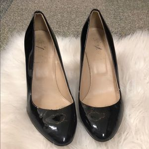 J. Crew Patent Leather Pumps
